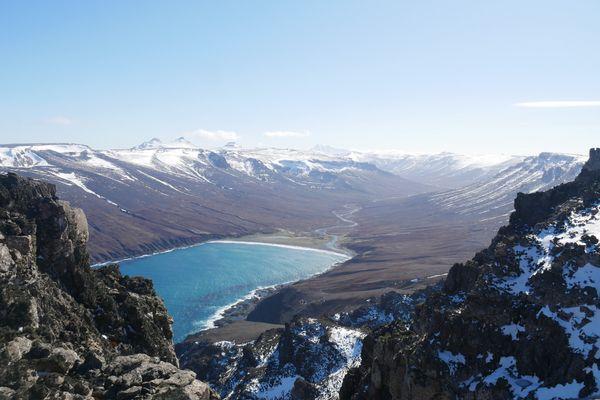 Kerguelen, des paysages immenses