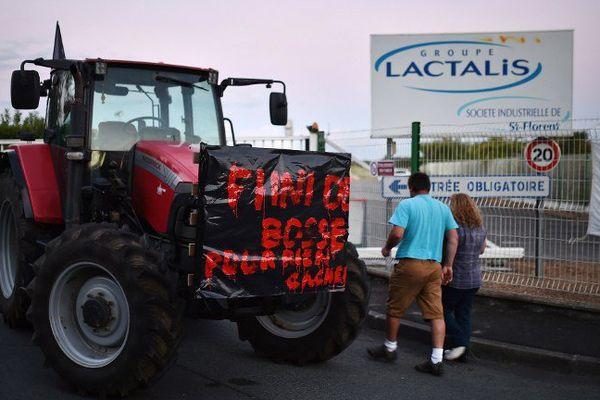 Lactalis rompt le contrat de producteurs de lait après un reportage diffusé sur France 2
