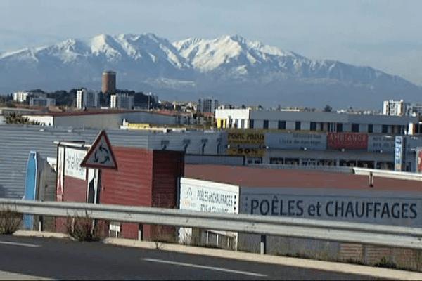 Jean Vila a su créer une zone industrielle et des emplois aux portes de Perpignan.