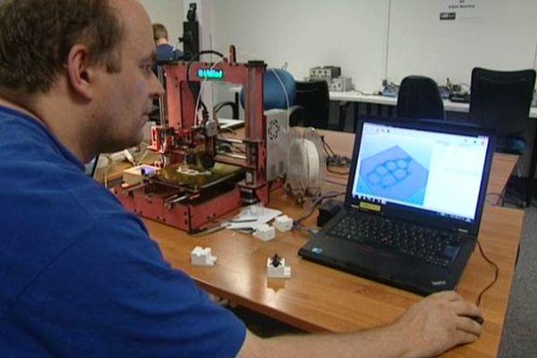 Le Fab Lab de Montpellier, un lab calqué sur le modèle du M.I.T