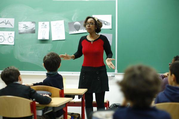 L'école primaire Robert Doisneau, à Boulogne-sur-Mer, passera aux 4 jours et demi dès la prochaine rentrée.