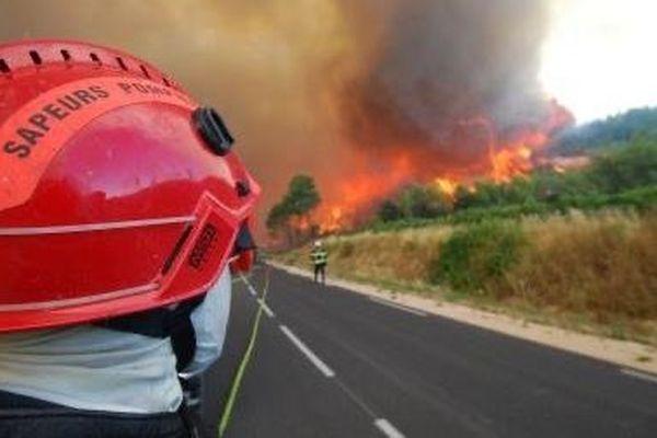 330 pompiers avaient été mobilisés au cours de la saison estivale en 2019.
