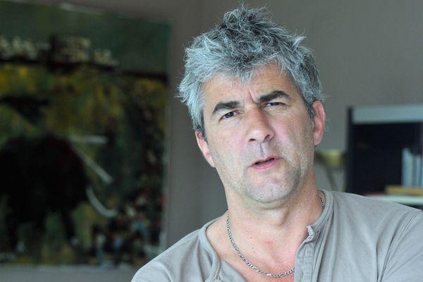 Le réalisateur Alain Guiraudie