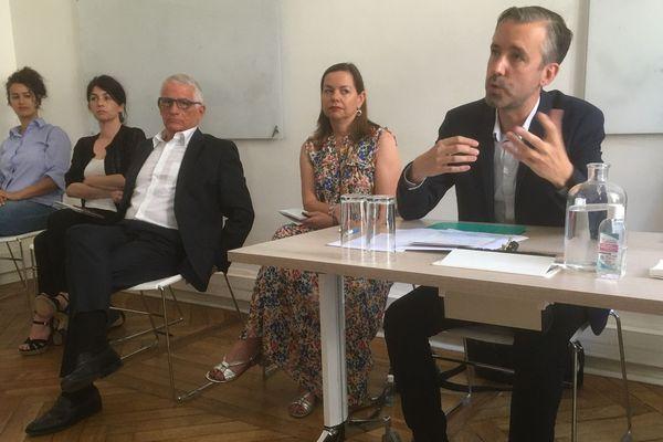 Antoine Maurice, candidat d'Archipel citoyen, veut croire que l'union de la gauche est possible à Toulouse pour le second tour des élections municipales 2020.