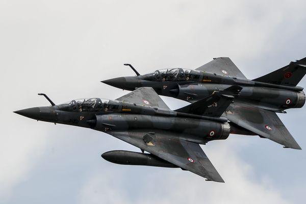 L'appareil qui s'est écrasé dans le Jura est un Mirage 2000-D. Il était non armé et en mission d'entraînement.