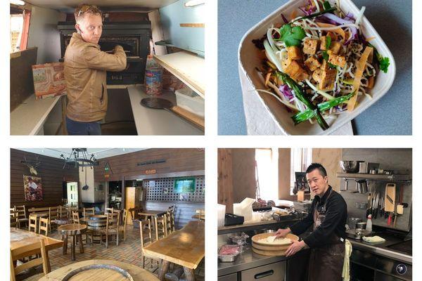 Pizzas, plats veggies, fondue ou sushis : les restaurateurs comtois nous parlent de l'après-confinement.