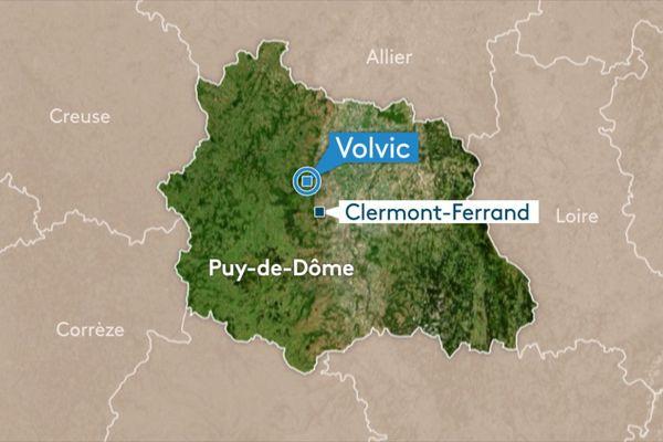 Trois hectares de végétation ont brûlé vendredi 1er mars à Tournoël, sur la commune de Volvic. C'est le deuxième feu de végétation dans ce secteur, en l'espace de 48 heures.