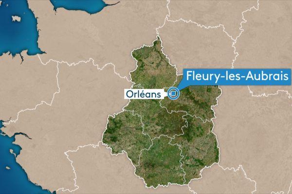 Fleury les Aubrais (Loiret)