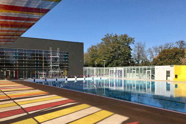 Le bassin nordique de la piscine de la Ganterie ouvrira ce samedi 16 novembre 2019 à 10h.