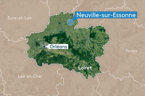Le corps d'Adrien Lebel avait été retrouvé dans une rivière de la Neuville-sur-Essonne, dans le Loiret.