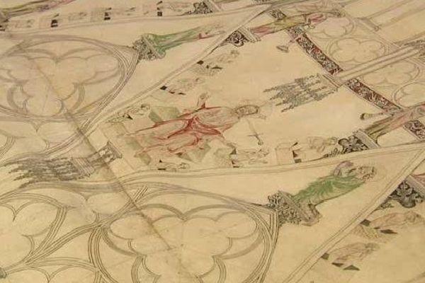 Ce parchemin date de 1360