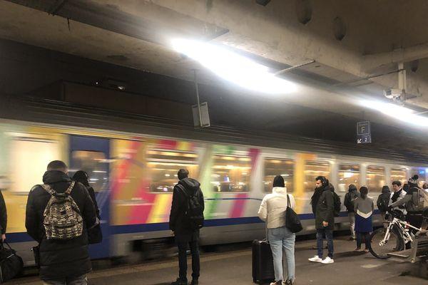 Le transport ferroviaire sera particulièrement impacté mardi 17 décembre en Alsace.