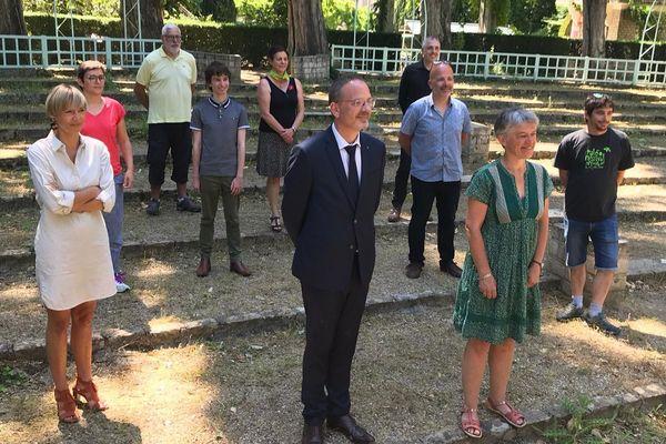 Yann Galut et Irène Félix s'allient