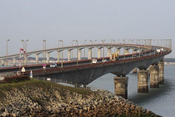 Tarif d'hiver à partir de ce samedi et jusqu'au 19 juin 2016 pour le pont de l'Île de ré.