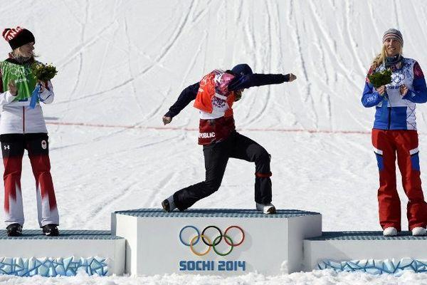 Une place sur le podium des Jeux pour la jeune vendéenne.