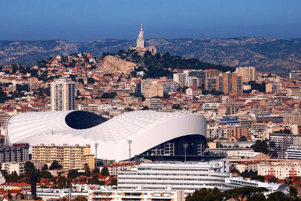 L'Orange Vélodrome à Marseille