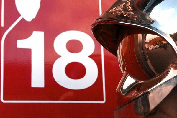 Plusieurs dizaines de personnes ont été évacuées à cause d'un incendie à Sassenage (Isère). Photo d'illustration.
