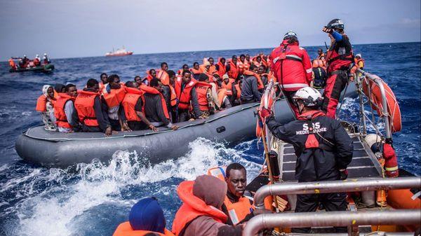 Avec l'Aquarius, puis l'Ocean Viking, SOS Méditerranée a sauvé 31 000 vie en mer depuis sa création.