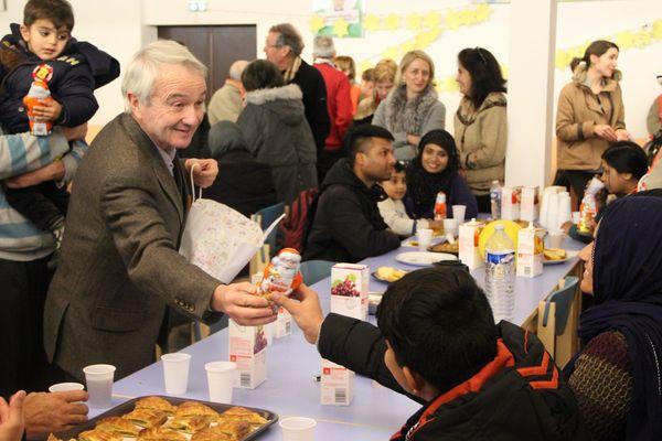 Le centre d'accueil et d'orientation de Saint-Beauzire, en Haute-Loire, accueille des migrants depuis 2015 et les aide, avec succès, à s'intrégrer.