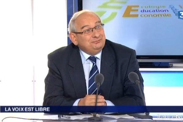 Michel Delebarre était ce samedi l'invité de La Voix est Libre sur France 3 Nord Pas-de-Calais