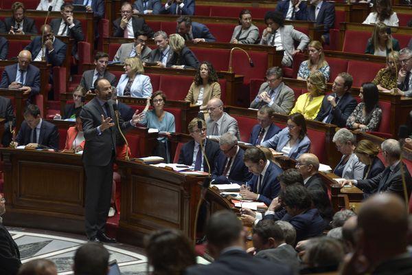 Allocution d'Edouard Philippe, le 4 juin, à l'Assemblée Nationale.