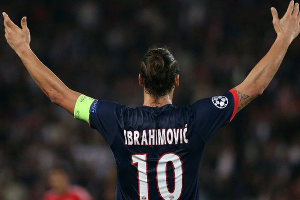 """My last game tomorrow at Parc des Princes. I came like a king, left like a legend"" écrit Zlatan Ibrahimovic sur son compte Twitter"
