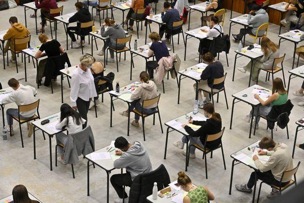 La philosophie était la seule matière générale a faire l'objet d'un examen écrit au baccalauréat.
