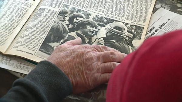 La photo dans les archives du journal Ouest-France.