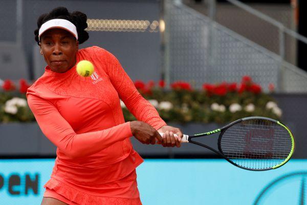 """A 41 ans, l'Américaine Venus Williams est tombée à la 91e place mondiale, mais les organisateurs des Internationaux de Strasbourg se disent """"honorés"""" d'accueillir l'ex-numéro 1 mondiale, vainqueur de sept tournois du Grand Chelem."""
