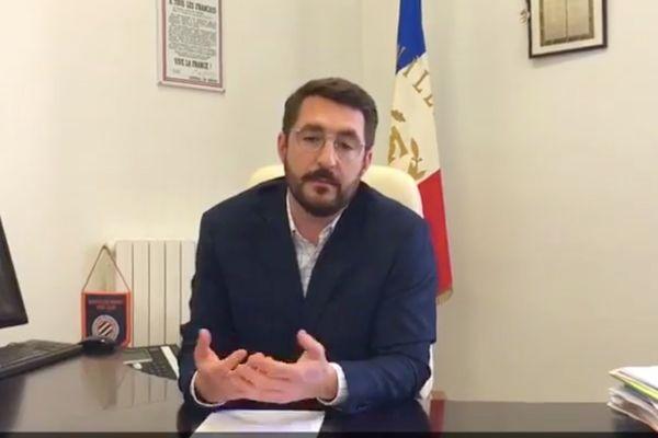 Le maire de Vias avait annoncé sa mesure sur les réseaux sociaux.
