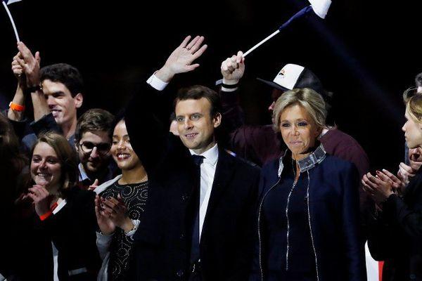 Emmanuel Macron fortement plébiscité en Aquitaine