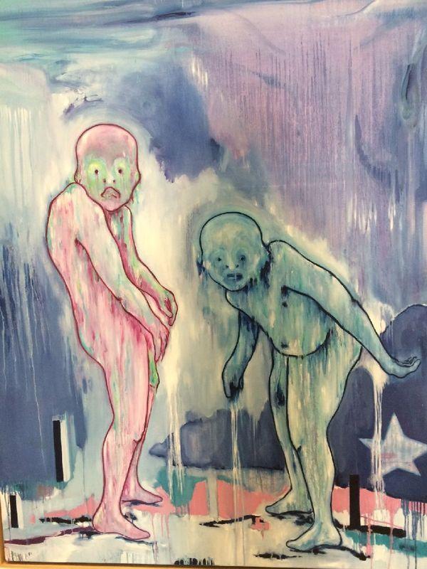 """""""Ablution"""" (2018) de Vincent Gicquel"""