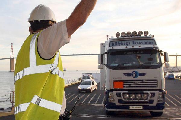 Depuis la mi-septembre, l'autoroute de la mer Montoir-Gijon est en panne faut d'aides publiques suffisantes pour le maintient de l'activité