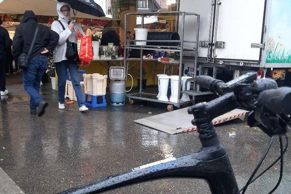 En 2019 à Grenoble, 15% des déplacements domicile-travail se faisaient à vélo.
