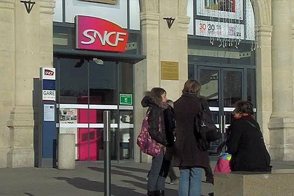 SNCF - Gare de Reims