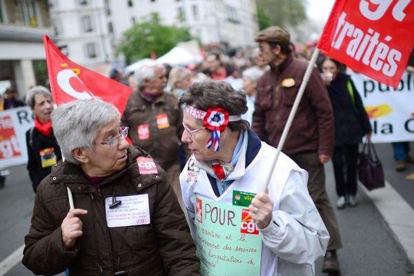 Journée de mobilisation mardi 10 septembre pour protester contre la réforme des retraites conduite par le gouvernement