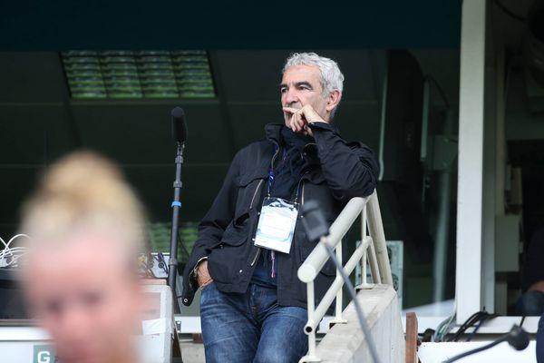 Raymond Domenech n'a pas été accepté à la présidence de la Ligue de Football Professionnel.