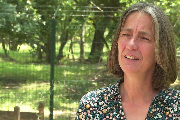 Christine Pina, professeure de sciences politiques à l'université Côte d'Azur.