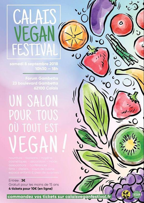 Tout premier festival vegan de la région.