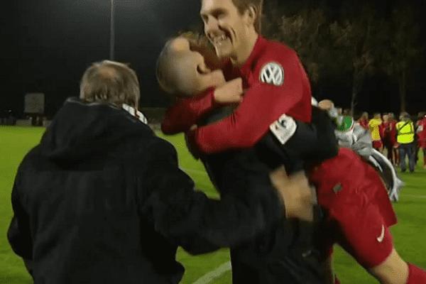 Le LFC victorieux ce samedi 14 novembre face à Auxerre