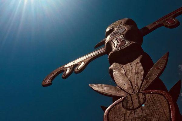 Le Totem du Pow Wow, sur le site Nautiloue.