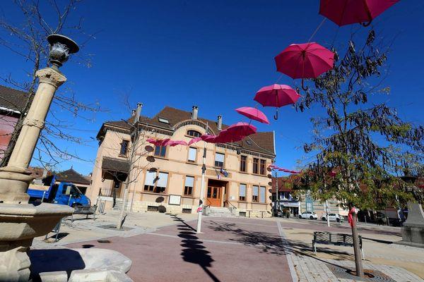 Valentigney est une commune située dans le Pays de Montbéliard.