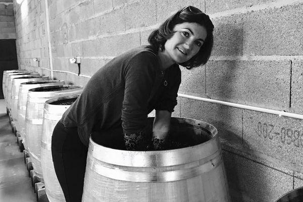 Coralie de Boüard, une passion pour les vinifications depuis l'enfance