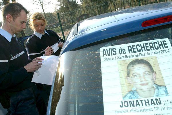 Jonathan Coulom a disparu le 7 avril 2004 à Saint-Brévin-les Pins en Loire-Atlantique