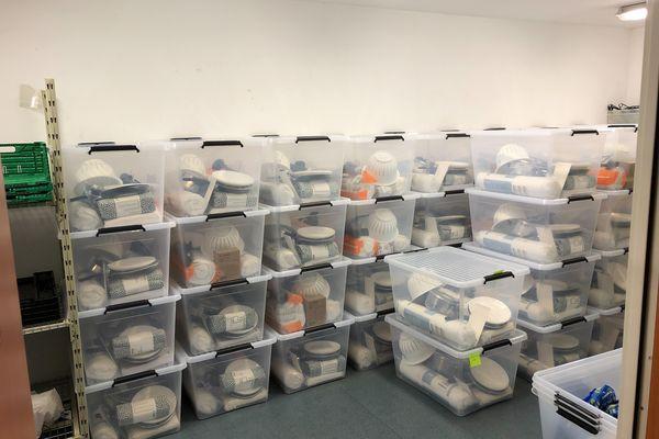 En tout, 50 box d'installation seront proposées aux étudiants champardennais qui en font la demande pour cette rentrée universitaire 2021.