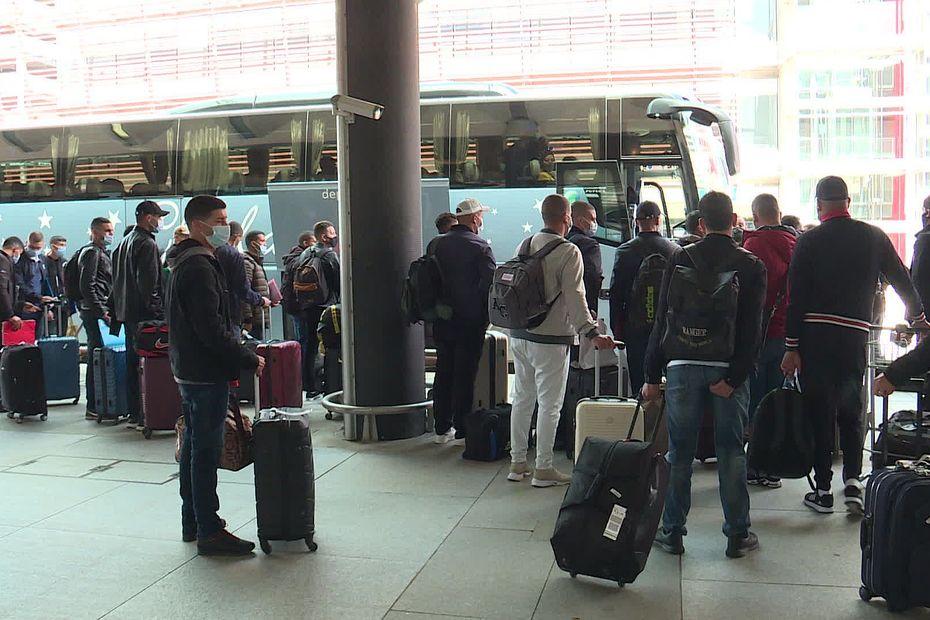 Occitanie : des saisonniers arrivent du Maroc pour pallier le manque de main d'oeuvre dans les exploitations agricoles