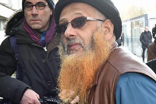 M'Barek Chaabi, libraire lillois condamné.
