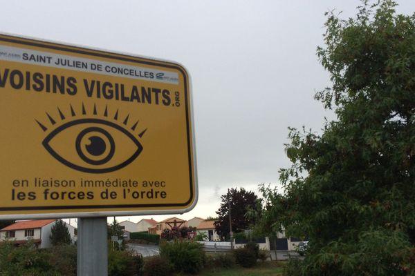 Voisins vigilants à Saint-Julien-de-Concelles