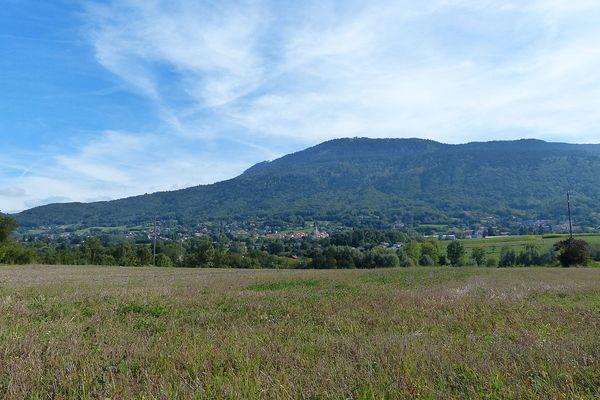 Saint-Cergues, dans le massif des Voirons