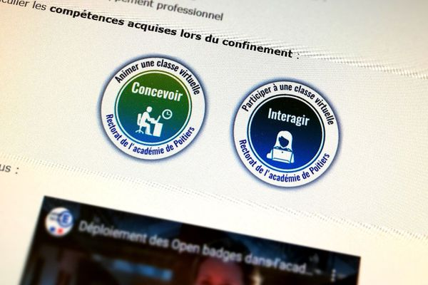 open badges - académie de Poitiers